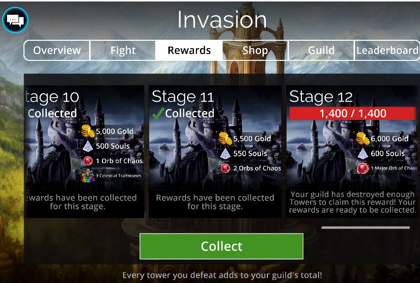 Level%2012%20Invasion%20COLLECT