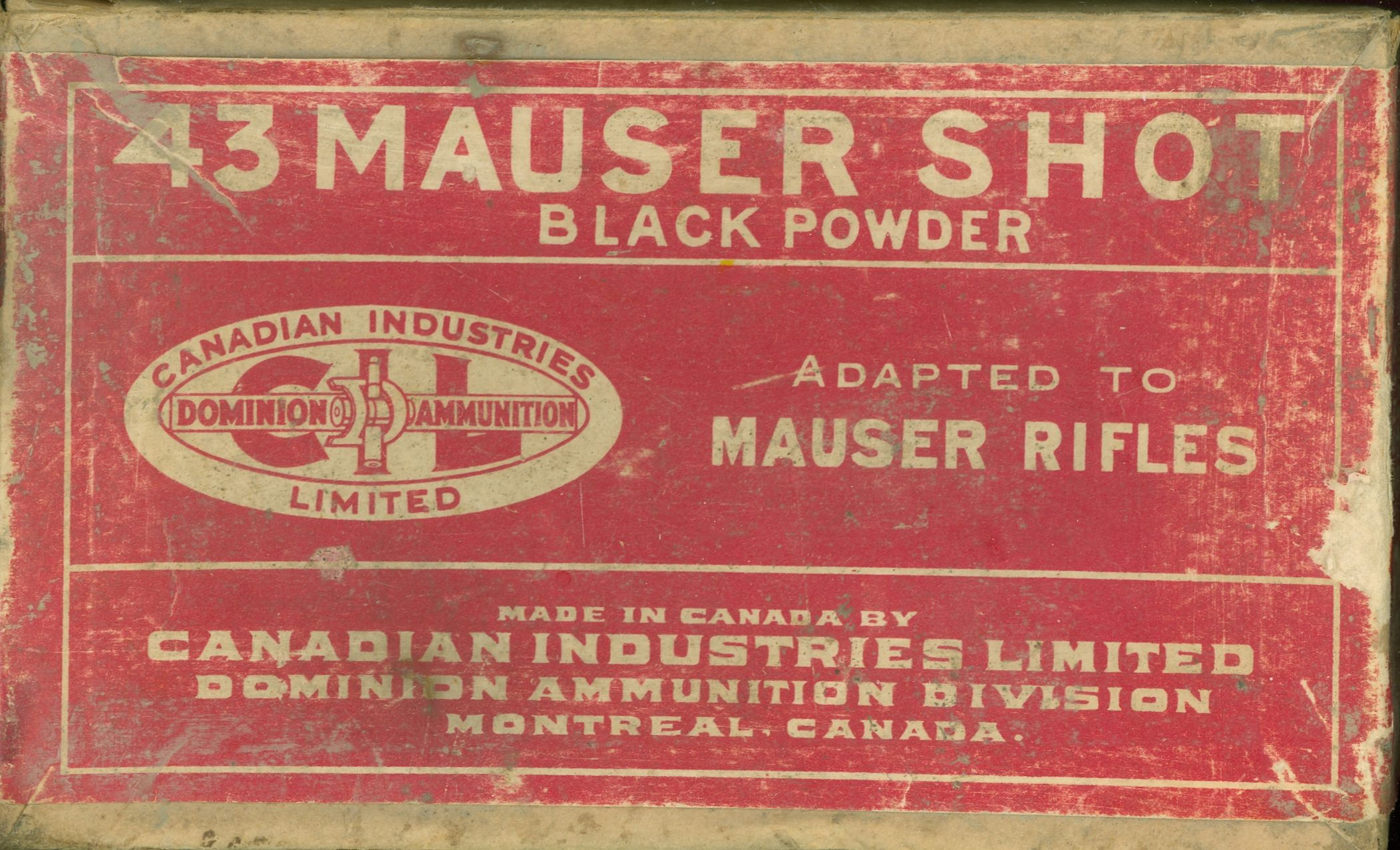 43%20mauser%20SHOT%20CIL%20Box%20with%20Dominian%20Ammunition%20Division%20on%20it