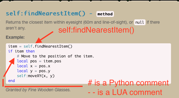 LUA code correction - findNearestItem() - Bugs - CodeCombat Discourse