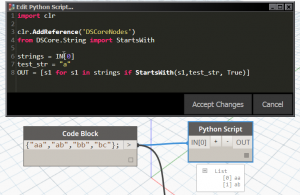 Import all Design Script Methods to Python - Packages - Dynamo