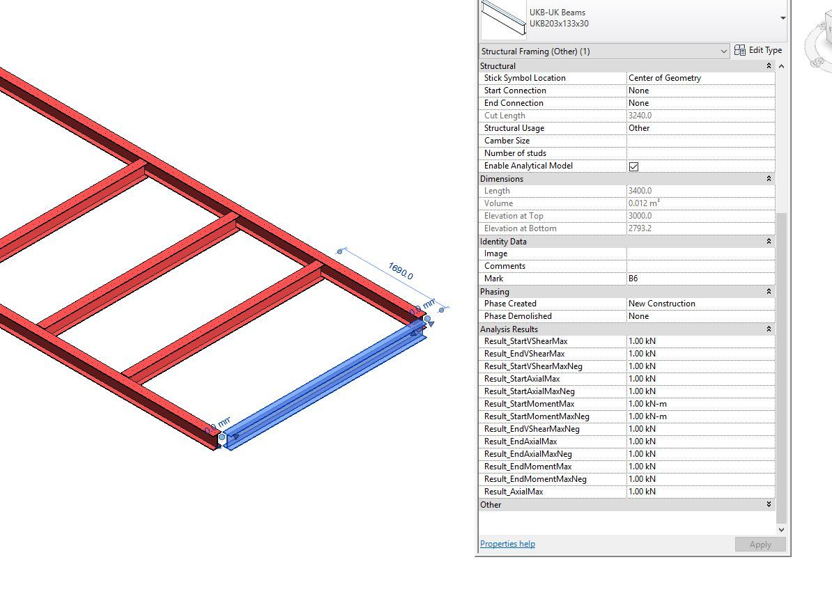 Structural framing Tekla values to Dynamo possible units issue - Dynamo