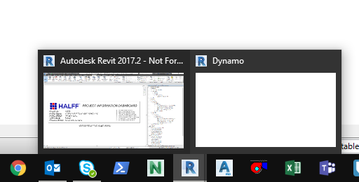 dynamo_not_working