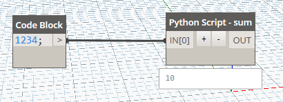 Python script won't work with lists - Developers - Dynamo
