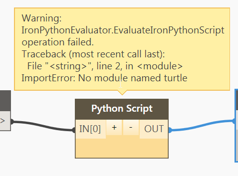 Turtle graphics for Python in Dynamo - Developers - Dynamo