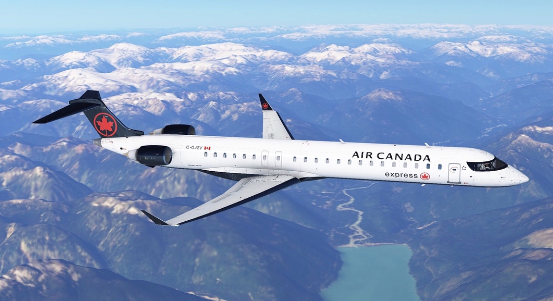 Update Tracking Thread Bombardier Crj Family Liveries