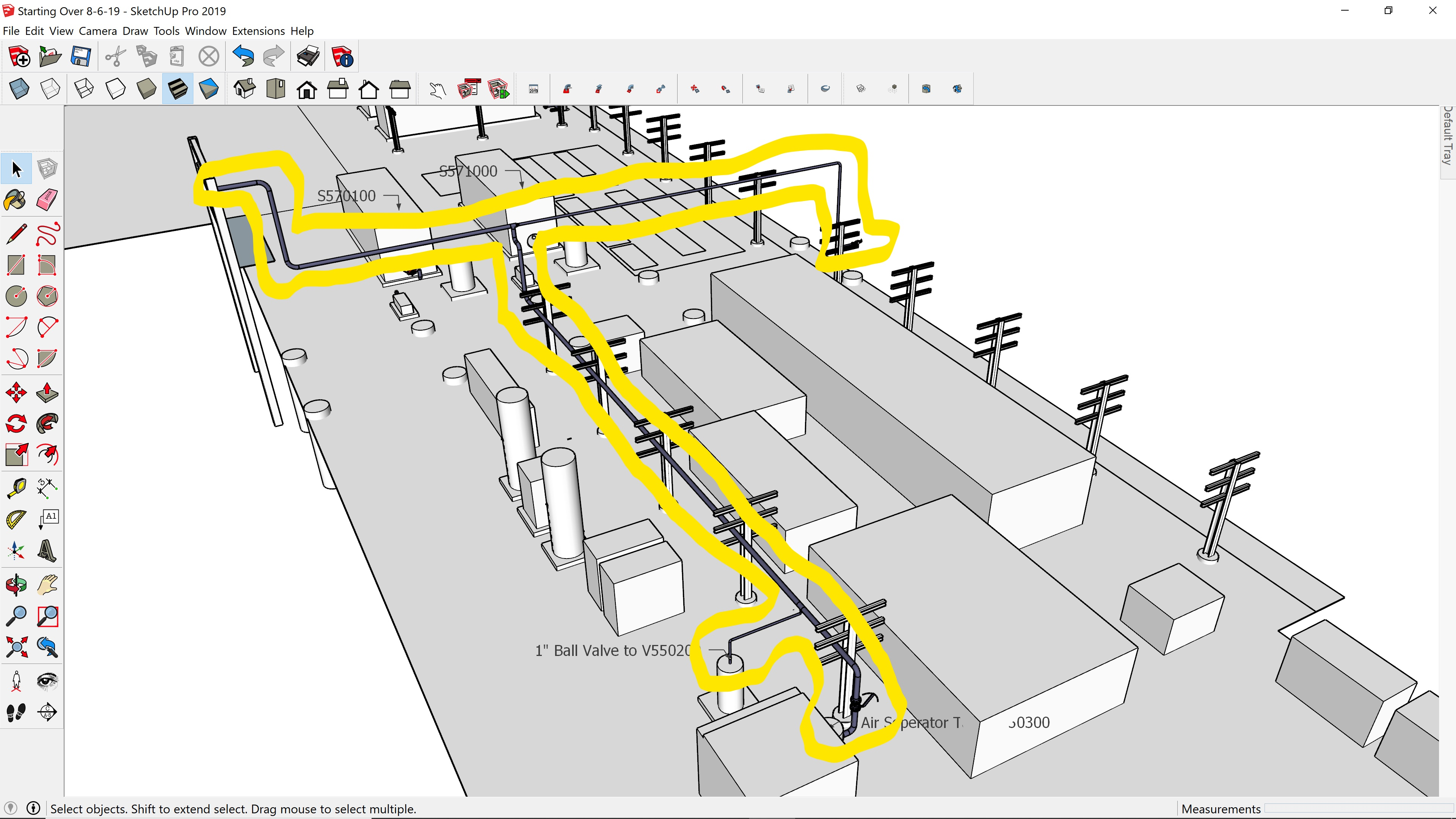 How do I Create ISO Drawings for Construction from my 3D