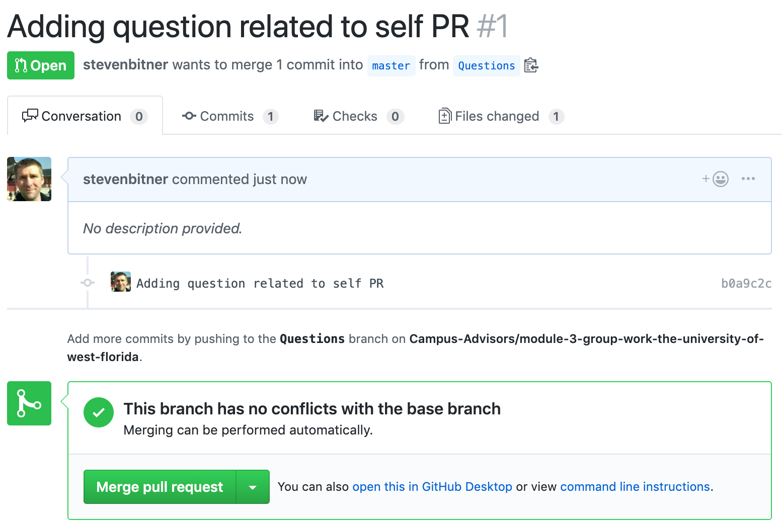 Adding_question_related_to_self_PR_by_stevenbitner_%C2%B7_Pull_Request__1_%C2%B7_Campus-Advisors_module-3-group-work-the-university-of-west-florida