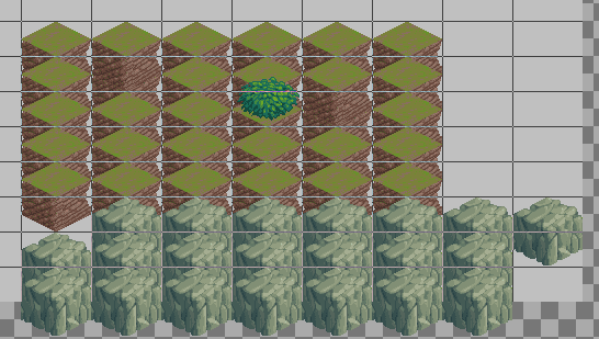 Problem with isometric maps in Game Maker Studio - Bug - Tiled Forum