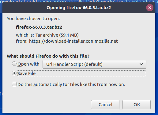All kinds of confusion about whether I need to update Firefox